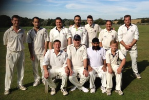 3rdXI - League winners 2013