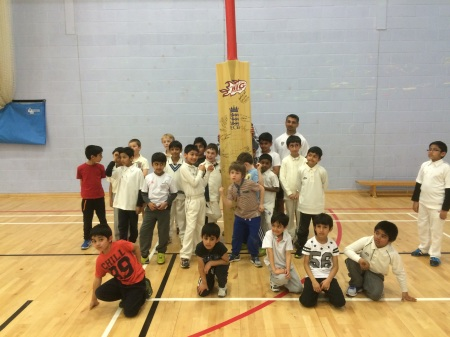 Cricket is back in a big way Watford under 9